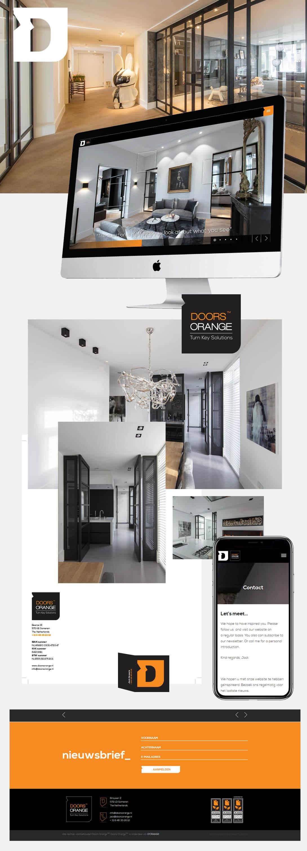 doors-orange-afbeelding-logo-website-maken-steenstramedia