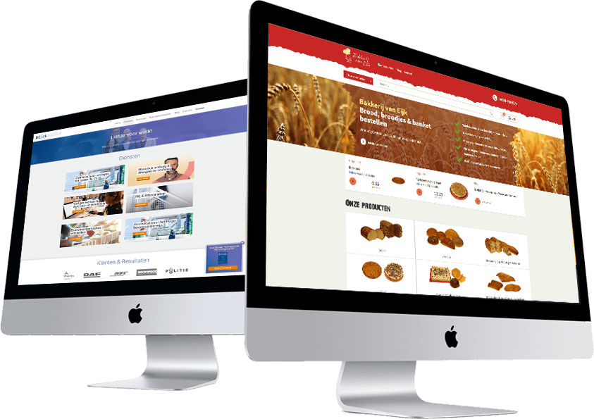 2db99b40542 Website laten maken? Maatwerk website in WordPress | Steenstra Media ...