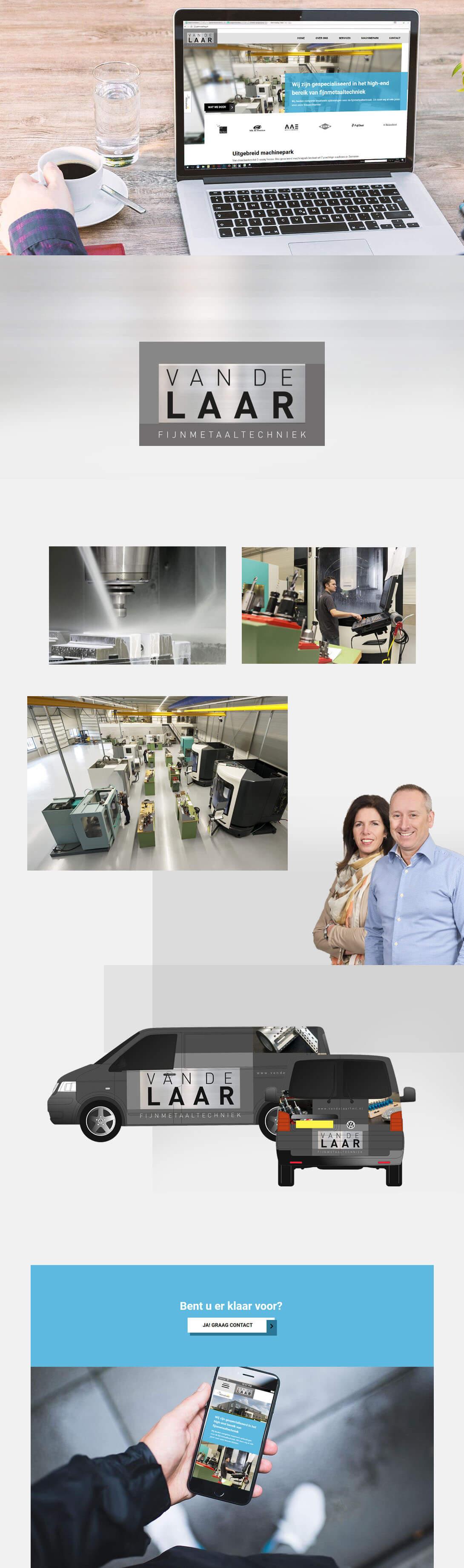 van-de-laar-fijnmetaaltechniek-afbeelding-logo-website-maken-steenstramedia