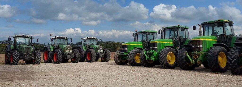 ABC Tractors website laten maken Someren - Helmond