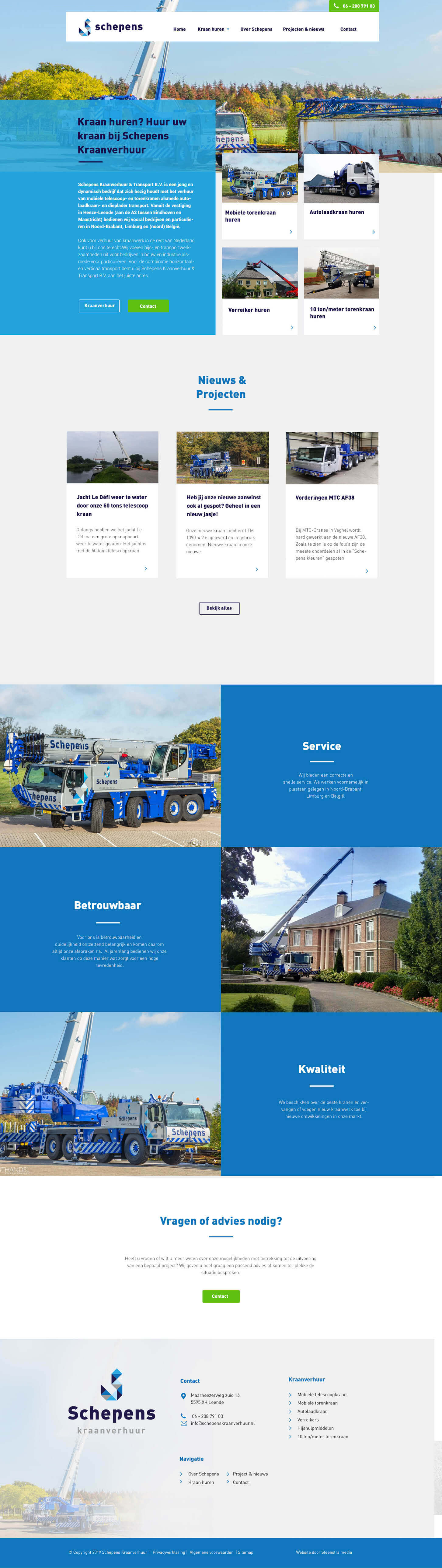 Schepens_Website_ontwerp_Steenstramedia