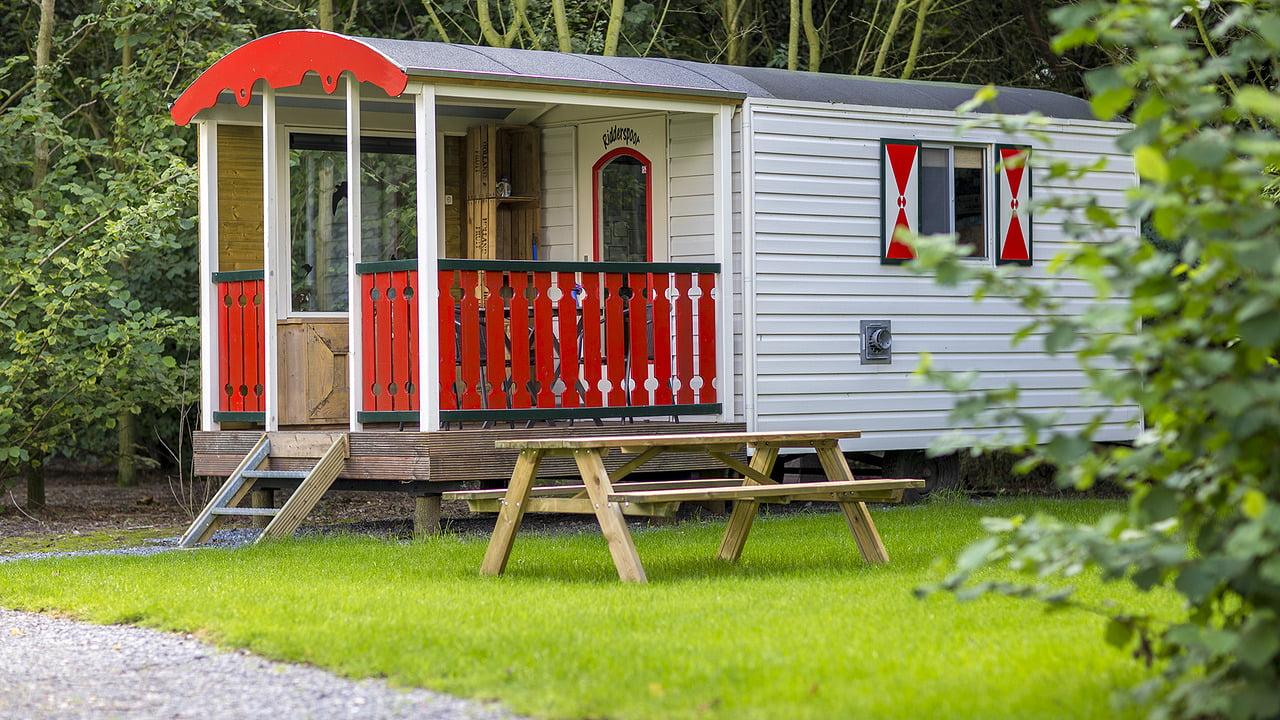 Camping website maken - Pipowagen Camping Brabant