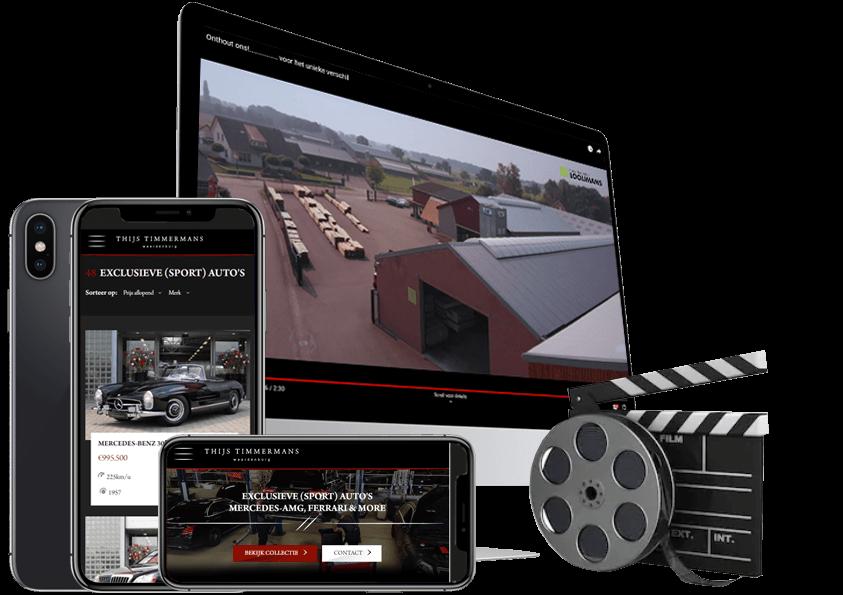 bedrijfsvideo laten maken Bedrijfsfilm door Steenstra Media