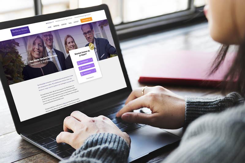 Nieuwe website Roermond - Hecke Houben Notarissen-Steenstra Media