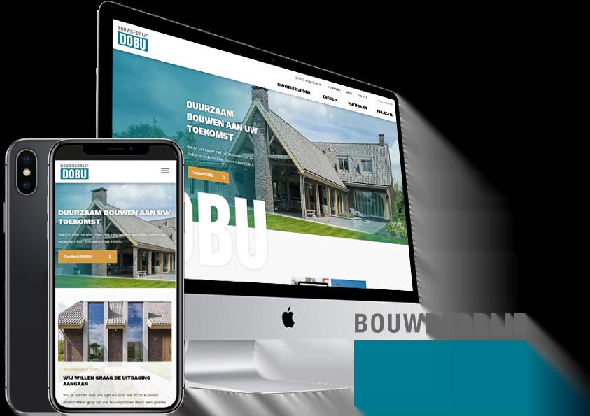 Website-Bouwbedrijf-DOBU-Steenstra-Media
