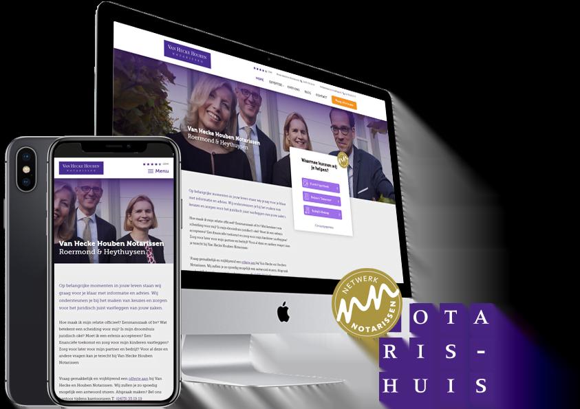 Website-Notaris-Hecke-Houben-Roermond-Steenstra-Media