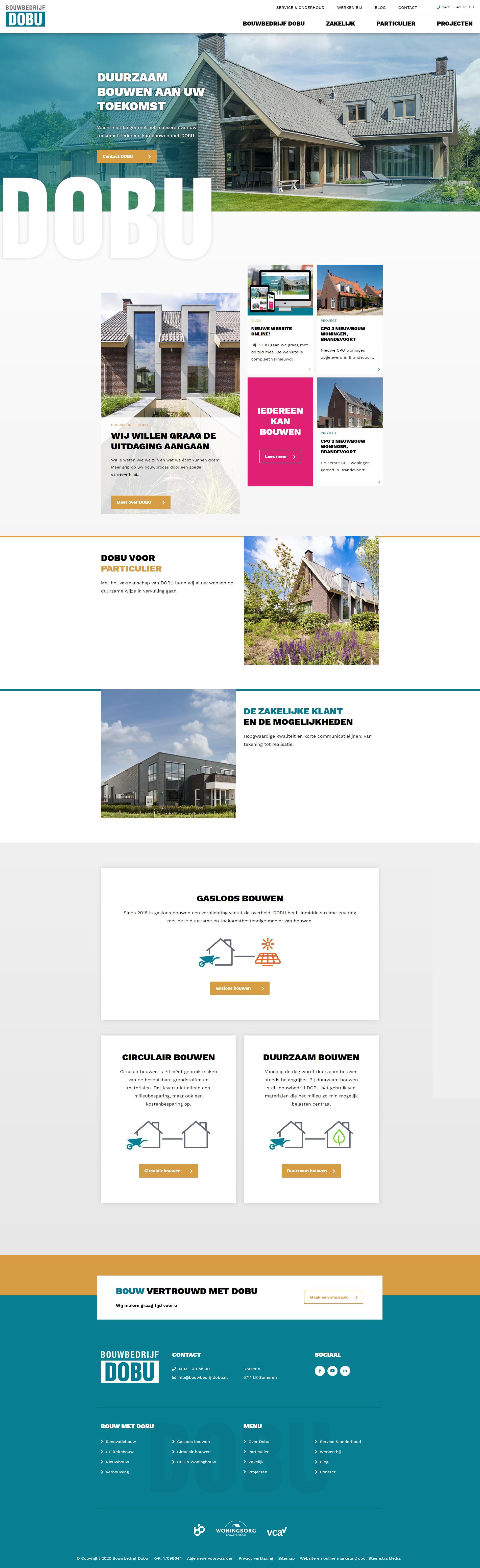website-someren-bouwbedrijf-DOBU-SteenstraMedia