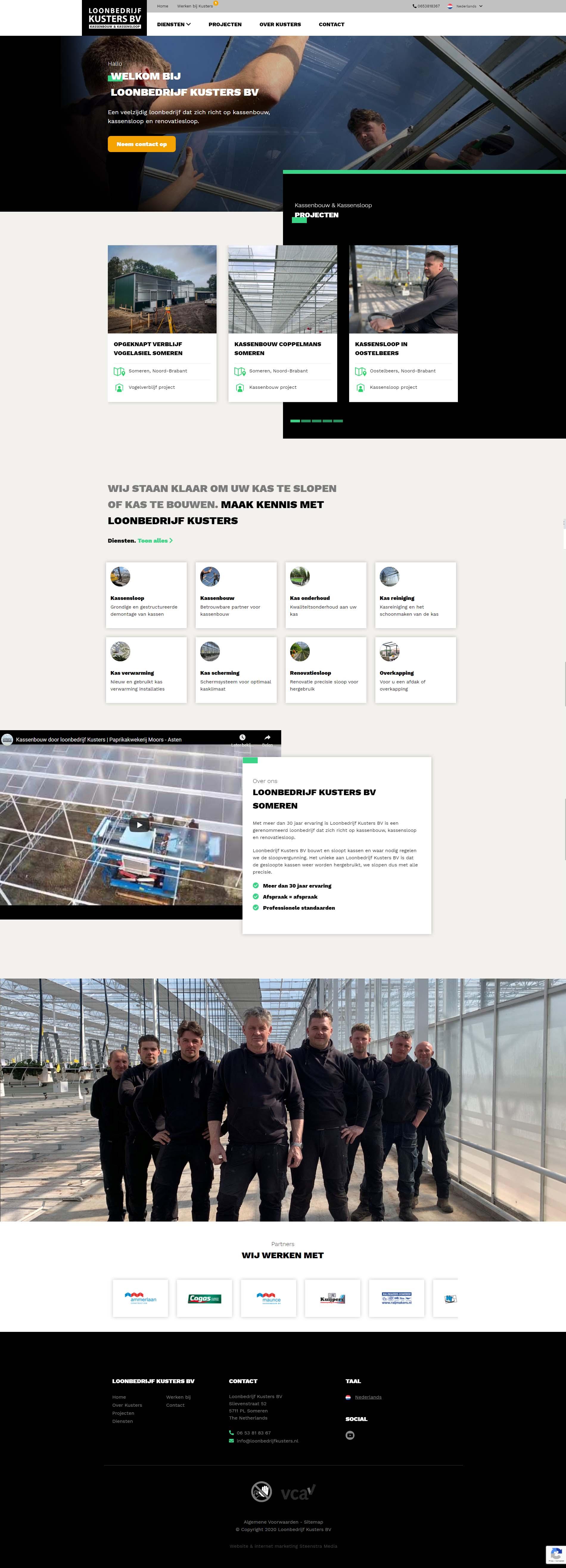Website-laten-maken-someren-Loonbedrijf-Kusters