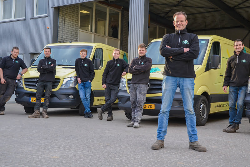 Nieuwe website Wouter Verhees WVS Hoveniers -Hovenier website laten maken
